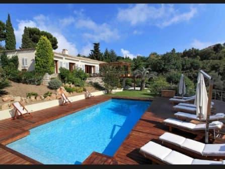 Splendid villa for sale in Cannes