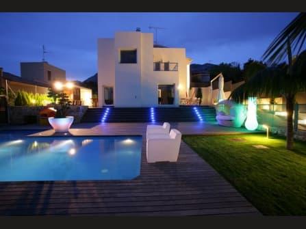 Modern style villa for sale in Denia