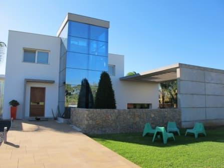 Ultra modern style villa for sale in Denia