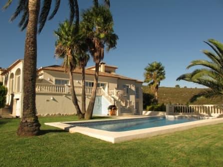 Sea view villa for sale in Denia Valencia