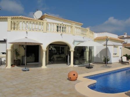 Прекрасная вилла на продажу в Хавеа Испания