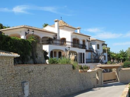 Luxury villa for sale in Denia Valencia