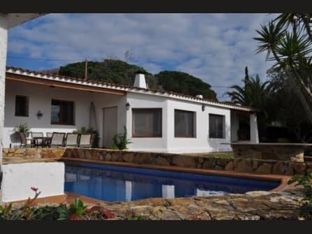 Wonderful villa for sale in Blanes