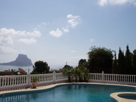 Charming villa for sale in Calpe