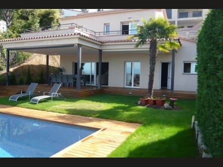 Lloret de Mar Villa For Sale