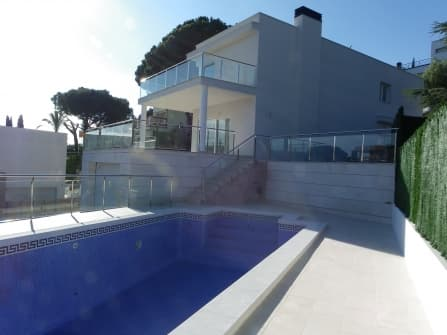 Magnificent villa for sale in Lloret de Mar