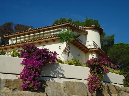 Beautiful villa for sale in Lloret de Mar