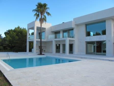 Wonderful villa for sale in Javea