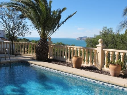 Gorgeous villa for sale in Javea