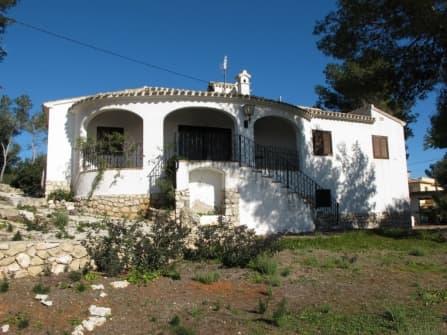 Magnificent villa for sale in Javea