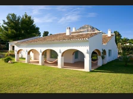 Fabulous villa for sale in Javea