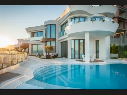 Fabulous villa for sale in Benidorm