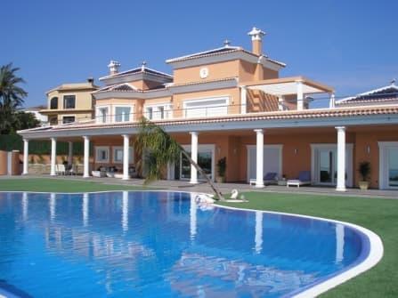 Magnificent villa for sale in Moraira