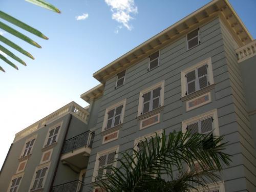 Квартира в Бордигере на первой береговой лини