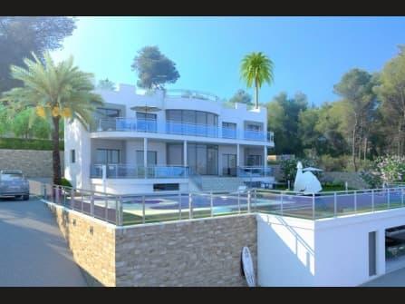 Luxury villa for sale in Javea Valencia