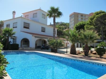 Fabulous villa for sale in Denia Costa Blanca