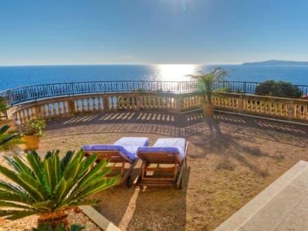 Fabulous villa for sale in Cap d?Ail