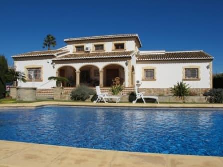 Beautiful villa for sale in Javea