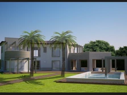 Chic villa for sale in Forte dei Marmi