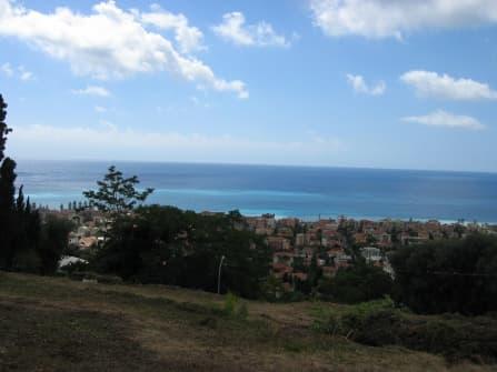 Building plot of land in Bordighera
