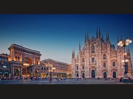 Коммерческая недвижимость на продажу в Милане