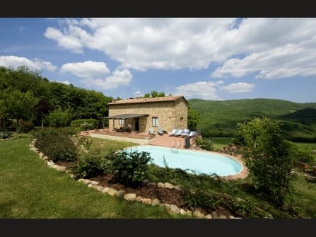 Siena Farmhouse for sale restored