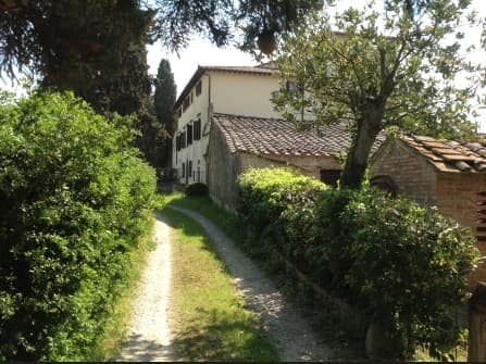 Chianti Farm with House for sale