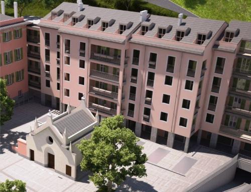 Новые апартаменты на продажу в Лаванья