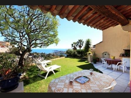 Villefranche sur-mer villa in vendita