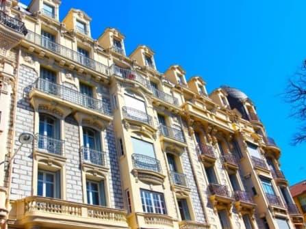 Прекрасная квартира в центре Ниццы