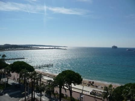Gorgeous apartment in Cannes Croisette