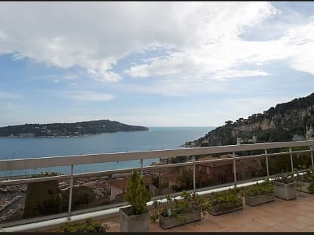 Luxury apartment in Villefranche sur Mer