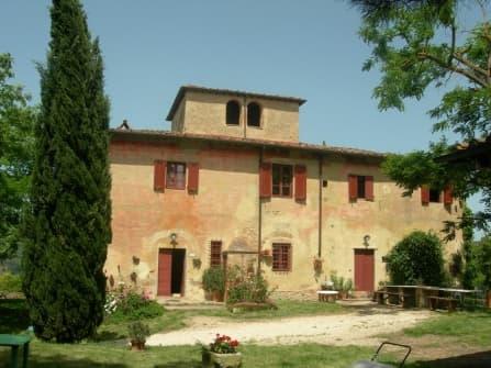 Старинная вилла в провинции Флоренции