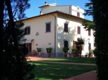 Villa in collina con parco a Pontedera
