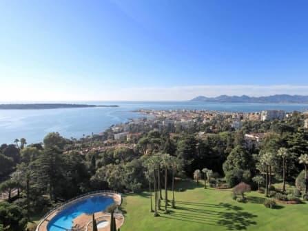Великолепный апартамент в Каннах Калифорни
