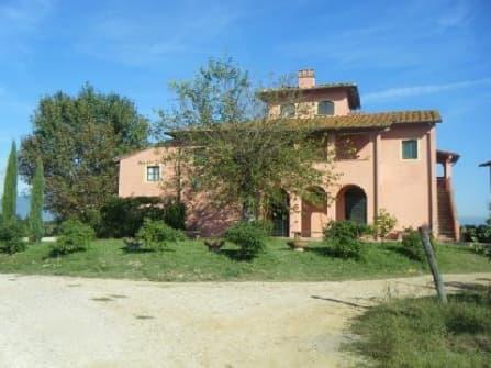 Country villa, leopoldina, close to Pontedera