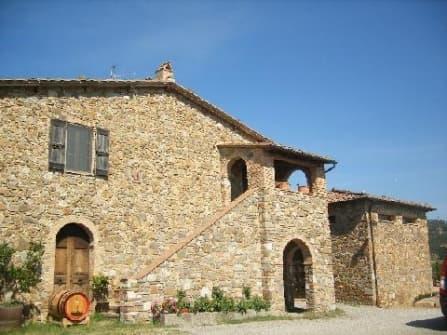 Old XVII century farmhouse