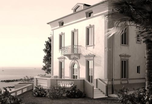 Arma di Taggia Villa Waterfront For Sale