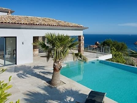 Fabulous villa for sale in Theoule sur Mer