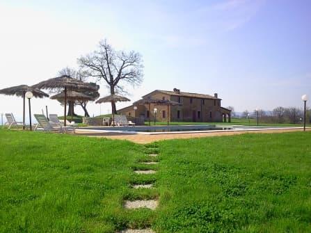 Vendesi a Buonconvento (Si) Villa di campagna