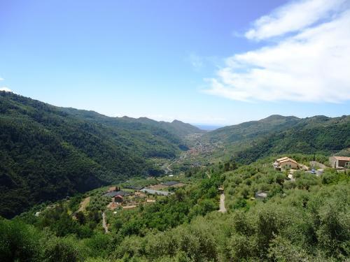 Dolceacqua villa Sea View For sale
