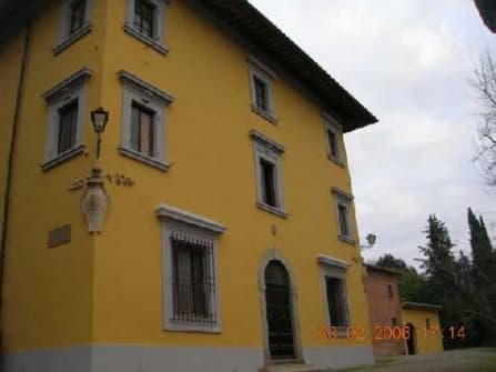 Старинная усадьба в Тоскане