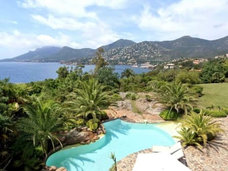 Charming provencal villa in Theoule-sur-Mer