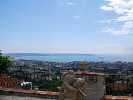 Villa for sale on the heights of Cannes