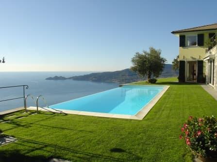 Luxurious villa for sale in Zoagli
