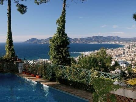 Villa in vendita sulle colline di Cannes