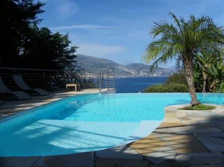 Villa vista mare a Roquebrune-Cap-Martin