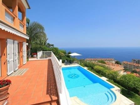 Wonderful villa for sale in Beausoleil