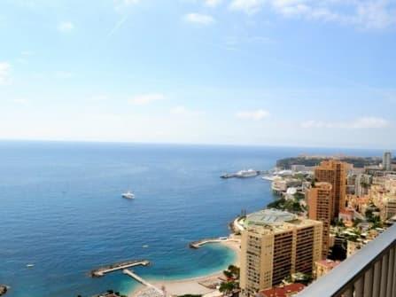 Fantastic sea view apartment in Monte Carlo