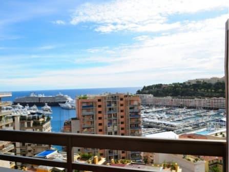 Sea view apartment for sale in Monte Carlo